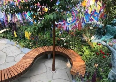 Gardengigs-Chelsea-Flower-Show-S-Bench