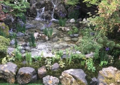Gardengigs-I-MO-TE-NA-SHI-NO-NIWA-Chelsea-Flower-Show-Rock-Pond
