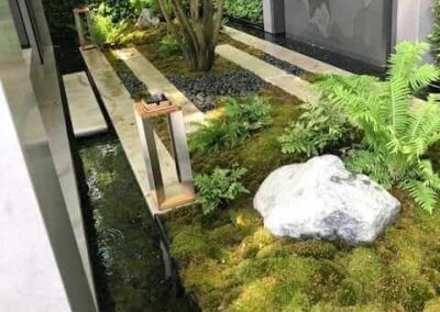 Gardengigs-LG-ECO-CITY-GARDEN-Chelsea-Flower-Show-Ferns-and-Moss
