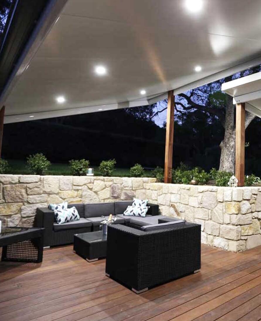 Gardengigs Garden Landscape Construction Latest Work - Outdoor Dining