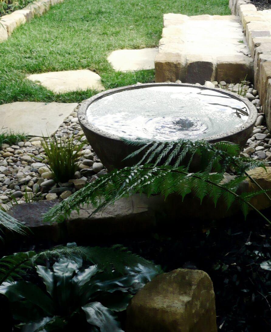 Gardengigs Garden Landscape Construction Latest Work - Outdoor Garden with Pond